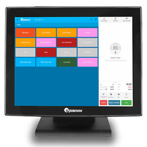 Epos Now Pos Terminal Retail Solution Pro c15 Point Of Sale New In Box