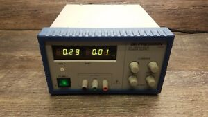 Bk Precision 1665 Switching Dc Power Supply 1 19vdc 10a Used