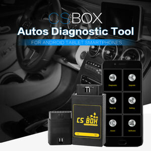 Autool Cs Box Obdii Multi System Wifi Diagnostic Tool Etc Airbag Abs Key Coding