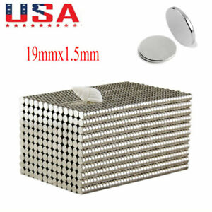 Hot Sale Magnets Super Strong Round Disc Magnets Rare Earth Neodymium 5 200pcs