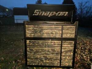 Snap On Heritage Series Top And Bottom Tool Box