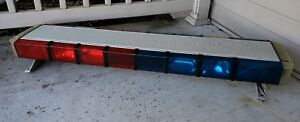 Whelen police Emergency Lightbar 50 Inch Edge 9m Model 9m288000
