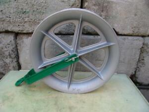 Greenlee 24 Inch Sheave For Greenlee Tugger Puller Nice Shape 1 12 10