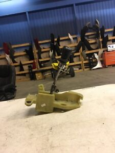 2000honda Accord Transmission Shift Assembly Shifter 2 4l Coupe Manual Oem