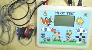 Maico Pilot Test Audiometer Hearing Test With Headphones
