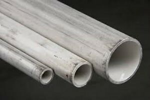 Alloy 304 Stainless Steel Round Tube 2 1 2 X 120 X 12