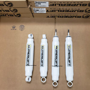 Superlift Shocks Set Hydro Fits 1987 1995 Jeep Wrangler Yj With 1 4 Lift