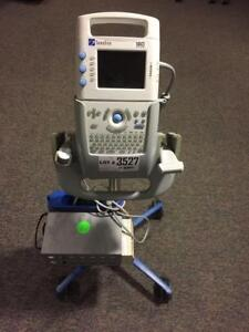 Sonosite 180 Plus Portable Ultrasound With Two Probes Linear Array