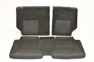 Jdm 02 05 Genuine Honda Civic Type R Ep3 Rear Seats Ctr K20 Top And Bottom
