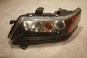2004 2008 Acura Tsx Left Driver Side Xenon Hid Headlight Assembly Light Lamp