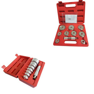 10pcs Bearing Race Seal Driver Master Set Auto Tool Automotive Mechanics Case