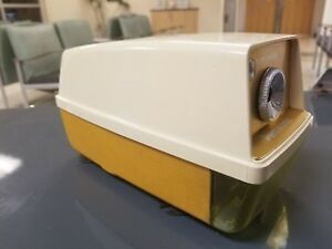 Electric Pencil Sharpener Panasonic Kp 33a Point o matic Yellow Bottom