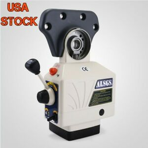 Power Feed Vertical Electronic Bridgeport Mill Machine Device X Y Z Axis 350 Sx