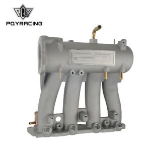 Racing Intake Manifold For 1988 2000 Honda Civic Crx Del Sol D Series D15 D16
