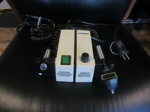 Welch Allyn Transformer Otoscope Ophthalmoscope Model 74710 Missing One Head