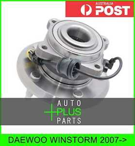 Fits Daewoo Winstorm Rear Wheel Bearing Hub