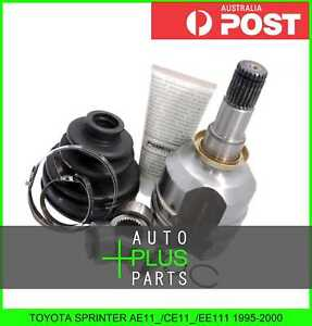 Fits Toyota Sprinter Ae11 Ce11 Ee111 1995 2000 Inner Joint 29x34x23