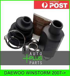 Fits Daewoo Winstorm Inner Joint Right Hand Rh 34x43 3x27