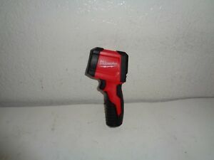 Milwaukee Laser Temperature Gun Infrared 10 1 Thermometer 2267 20