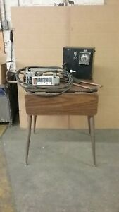 Miller Spot Welder Model Lc48 Single Phase