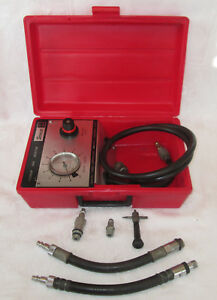 Snap On Cylinder Leak Detector Mt324 Made In Usa