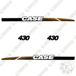 Case 430 Decal Kit Skid Steer Loader Replacement Stickers