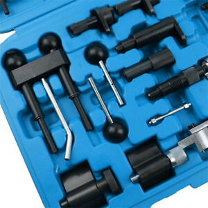 36pcs Engine Timing Tools Kit For Vw Audi Locking Tool Wrenches sw6