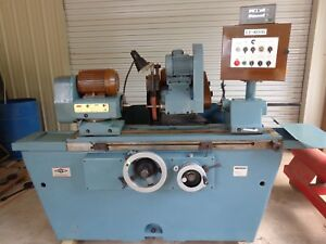 Kbc Cylindrical Id od Grinder 280x800 Lf800g Stk 17544 video Available