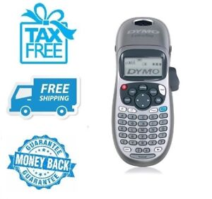 new Dymo Letratag 100h Handheld Label Maker Office Product Tag Creator No Tax