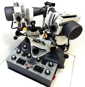 Best Quality Synoptophore Stereoscope Strabismus And Amblyopia Unit Free Ship