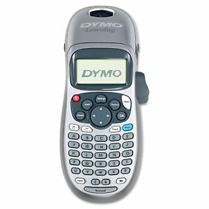 Dymo Letratag Lt 100h Plus Personal Label Maker Kit best Price