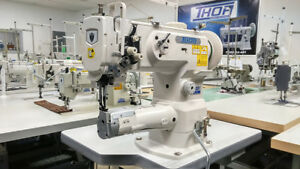 Thor Gc1341 Cylinder Arm Walking Foot Sewing Machine For Leather New W Servo