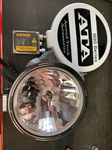 Hid 9 Round Fog Light Universal With Light Covers