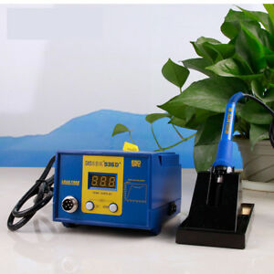 60w Constant Temperature Digital Soldering Station Electric Iron 220v