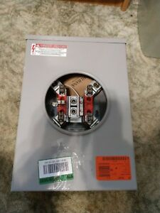 Milbank Meter Socket 200 amp Enclosure Box New