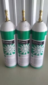 freon R 22 35 Oz Refrigerant Dupont Or Chemours three Pack Offer