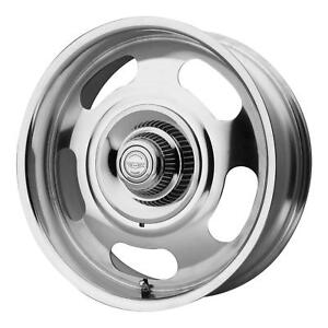 American Racing Vn50679006112 Rally One Piece Series Wheel 17 X 9