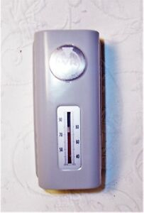 White Rodgers Type 176 6 E10 Heat Only Line Voltage Spst Open On Rise Thermostat