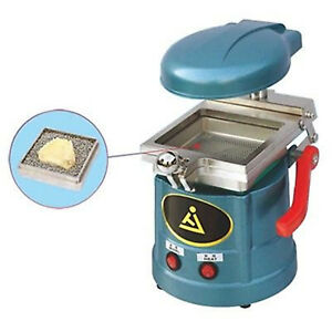 Dental Lab Vacuum Forming Heat Molding Machine Material Former Thermoforming Hot