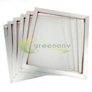 20 X 24 6 Pack Aluminum Frame With 160 Mesh Silk Screen Printing Screens