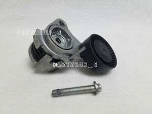 For Bmw E90 E93 328i 525xi X5 Drive Belt Tensioner W New Strech Bolt Uro
