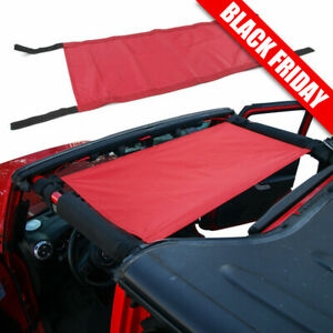 Auto Roof Rest Bed Hammock For Jeep Wrangler Yj Tj Jk Jku Jl Jlu 2 4 Door Parts