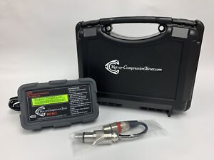 Rctv5 2 Mazda Rotary Engine Compression Tester Rx7 Rx8 12a 13b 20b Yellow Lcd