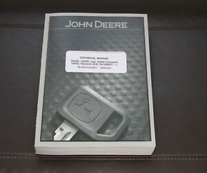John Deere 1023e 1025r 1026r Compact Utility Tractor Service Manual Tm149119