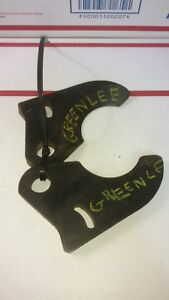 Greenlee 751 Hydraulic Cable Cutter Replacement Blades