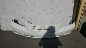 2008 2009 2010 Honda Odyssey Front Bumper Cover Oem Used