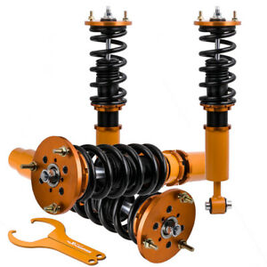 Coilovers Kits For Bmw 5 Series E60 Sedan 2004 2010 Shock Absorbers Adj Height