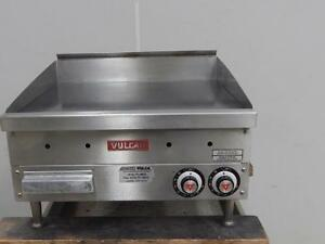 Vulcan Gas 24 Thermostatic Griddle Model Mgg24