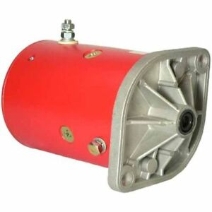 Western Snow Plow Motor Lift Pump Mkw4009 1981 Up 10712 W 8894 W 8812