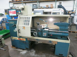 Bridgeport Romi Ez path Ii Cnc Engine Lathe